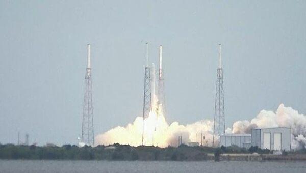 LIVE: Старт космического грузовика Dragon к МКС
