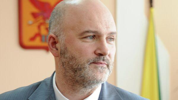 Константин Ильковский. Архивное фото