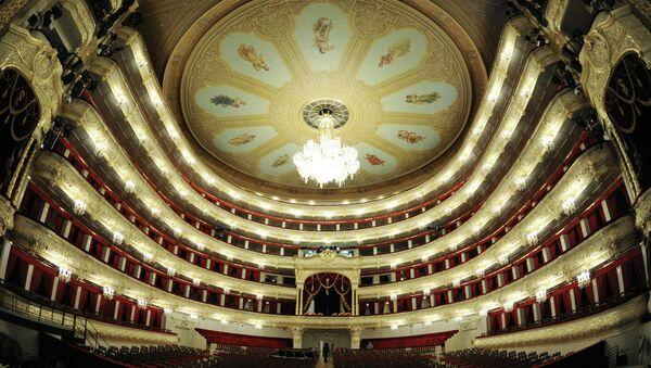 Государственный академический Большой театр России, архивное фото