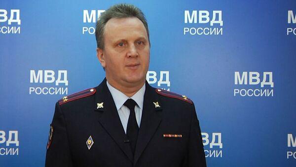 Представитель МВД о задержании троих подозреваемых в нападении на Филина