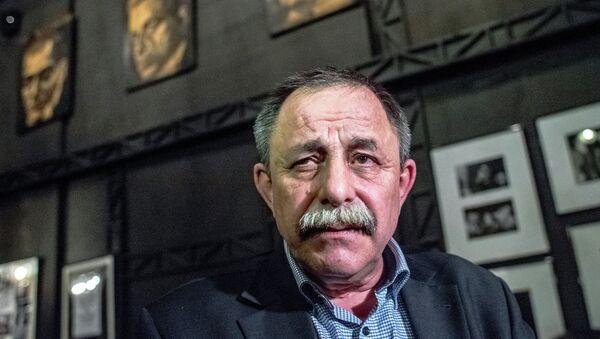 Директор театра на Таганке Владимир Флейшер. Архивное фото