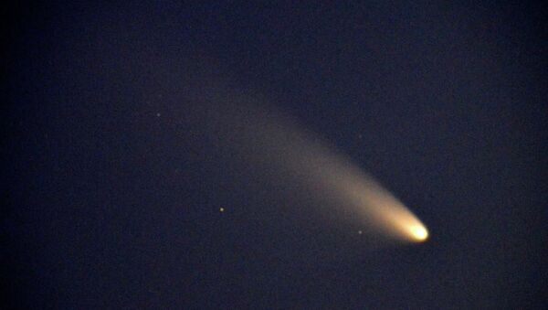 Комета C2011 L4 (PanSTARRS)
