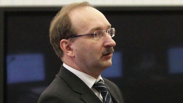 Секретарь Центральной избирательной комиссии Российской Федерации Николай Конкин