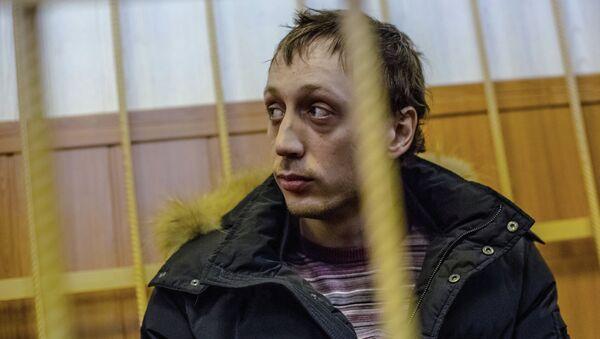 Солист Большого театра Павел Дмитриченко