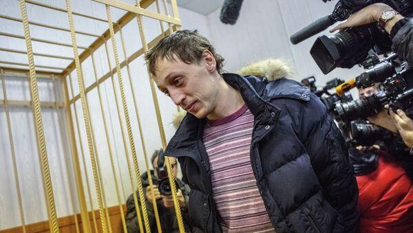 Рассмотрение ходатайства об аресте обвиняемых по делу С.Филина. Архивное фото