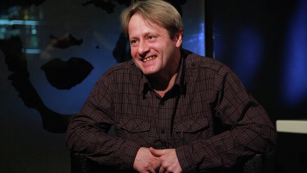 Актер Эдуард Радзюкевич