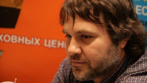 Александр Гезалов, эксперт по сиротству