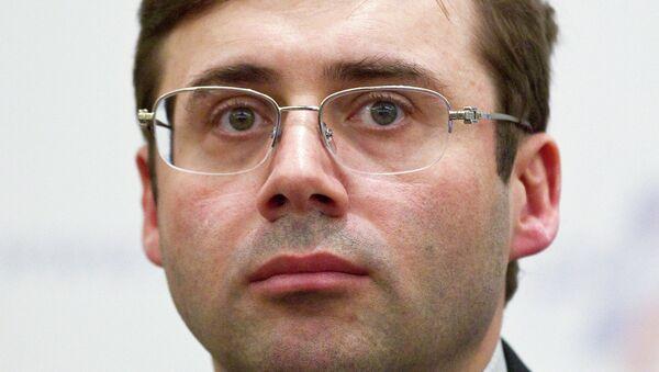 Сергей Швецов, архивное фото