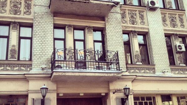 Здание Российской государственной Цирковой Компании (Росгосцирк), архивное фото