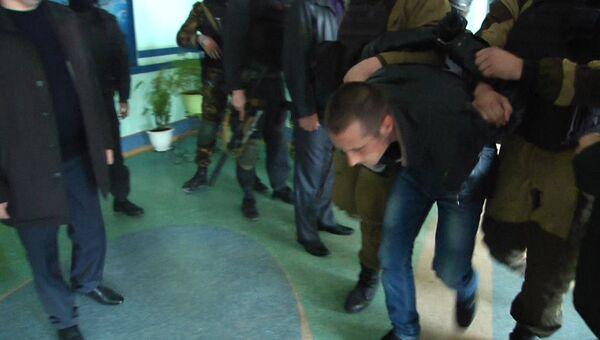Заложники в астраханском колледже освобождены