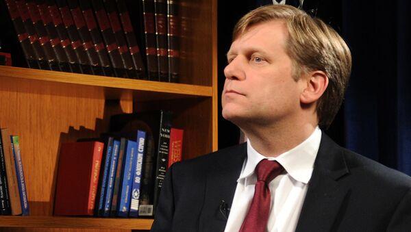 Посол США в России Майкл Макфол. Архив