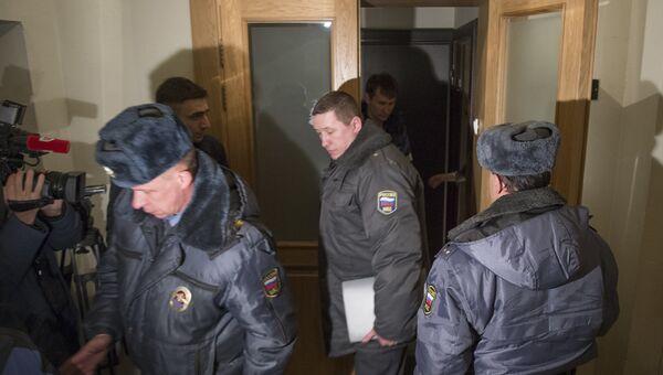 Неизвестные пытались проникнуть в квартиру Николая Цискаридзе