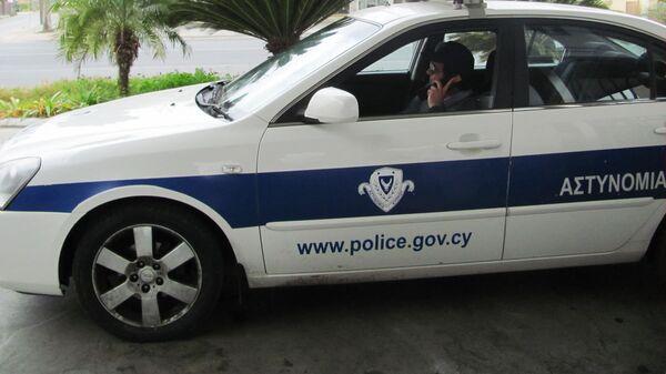 Кипрская полиция