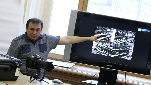РИА Новости открыло инклюзивный курс для детей Спортивная фотография