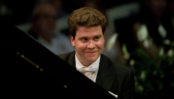 Пианист Денис Мацуев. Архивное фото.