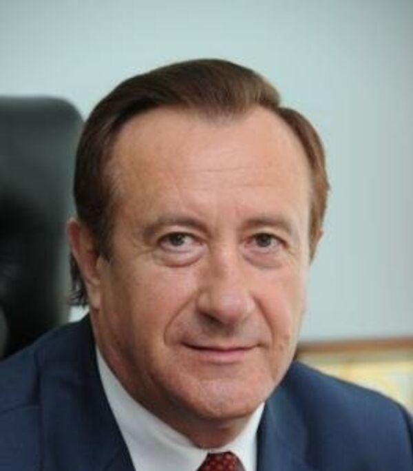 Председатель законодательного собрания Новосибирской области Иван Мороз