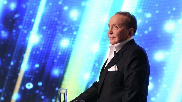 Ведущий КВН Александр Масляков. Архивное фото