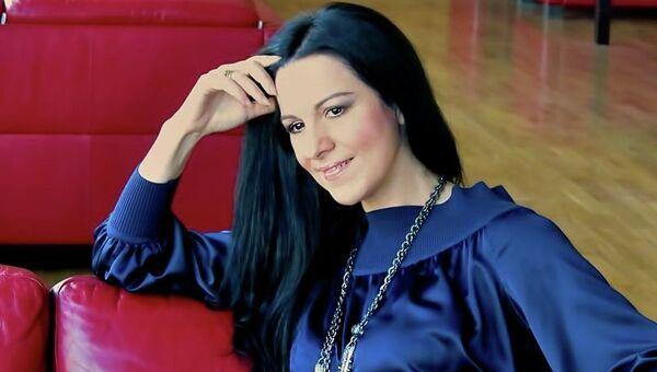Румынская оперная певица Анджела Георгиу