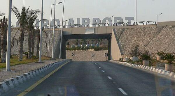 Международный аэропорт Каира. Архивное фото