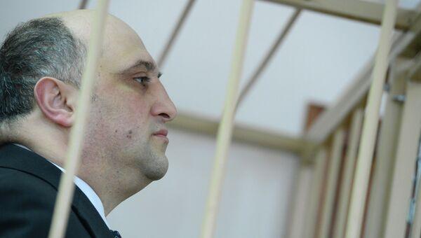 Избрание меры пресечения в суде А.Шалмуеву по Дорожному делу