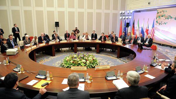 Переговоры шестерки и Ирана в Алма-Ате