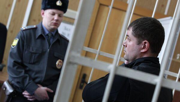 Рассмотрение вопроса о продлении срока ареста М.Закутайло