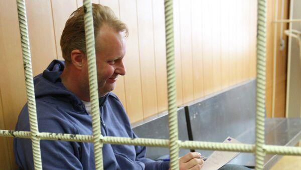 Бывший замглавы Минсельхоза Алексей Бажанов. Архивное фото