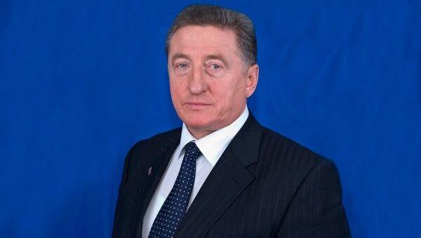 Сенатор от Воронежской областной думы Cергей Лукин