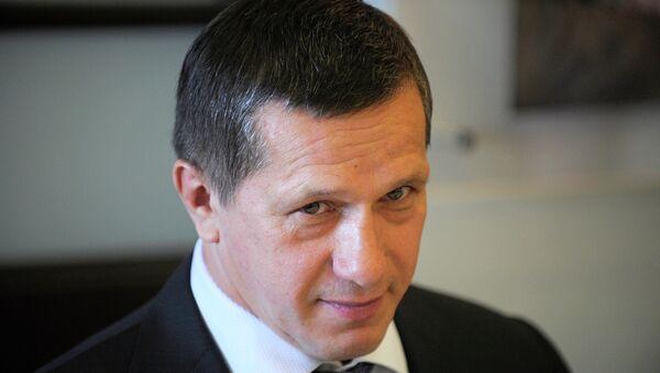Помощник президента Юрий Трутнев