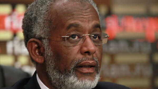Министр иностранных дел Республики Судан Али Ахмед Карти. Архивное фото