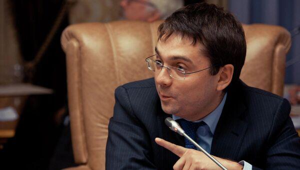 Андрей Чибис, архивное фото