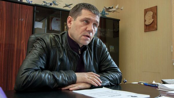 Директор института СИБНИА Владимир Евгеньевич Барсук