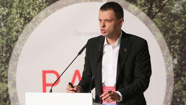 Сергей Плуготаренко на интернет-конференции РИФ+КИБ 2013