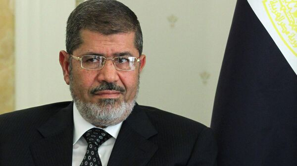 Президент Египта Мухаммед Мурси. Архивное фото