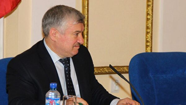Вице-губернатор Брянской области Александр Касацкий