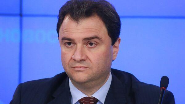 Заместитель министра культуры Григорий Пирумов. Архивное фото