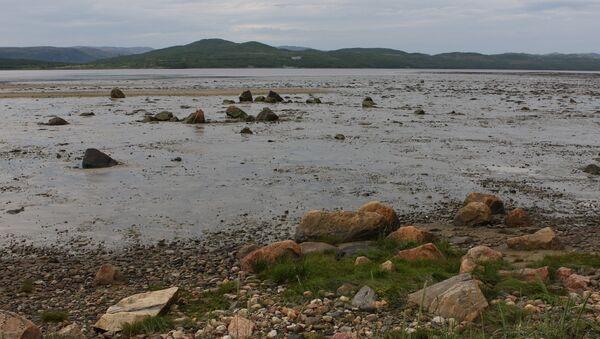 Полуостров Рыбачий. Архивное фото