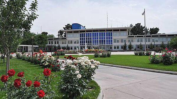 Здание посольства РФ в Кабуле. Архивное фото