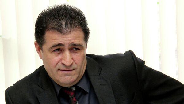 Генерал-майор авиации Канамат Боташев в суде