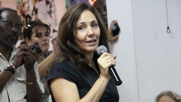 Мариэла Кастро, дочь Рауля Кастро. Архивное фото