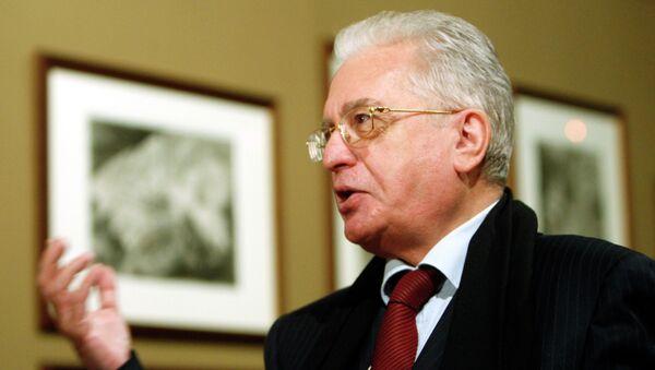 Директор Государственного Эрмитажа Михаил Пиотровский. Архивное фото