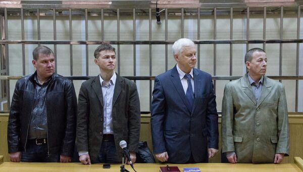 Суд оправдал обвиняемых по делу об аварии на АПЛ Нерпа. Архивное фото