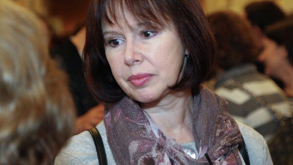 Актриса Евгения Симонова