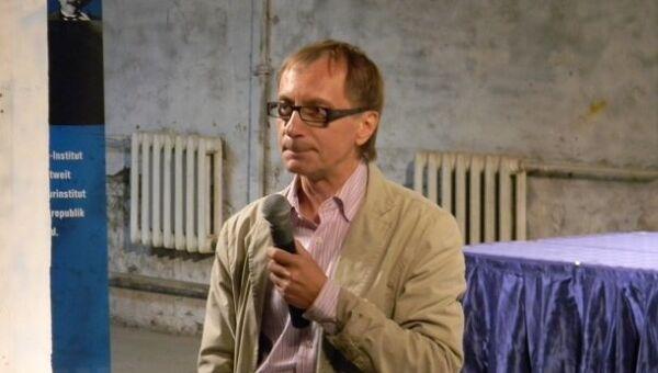 Генеральный директор Государственного центрального театрального музея им. А.А. Бахрушина Дмитрий Родионов