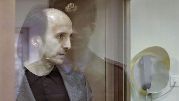 Заседание суда по делу Юсупа Темерханова