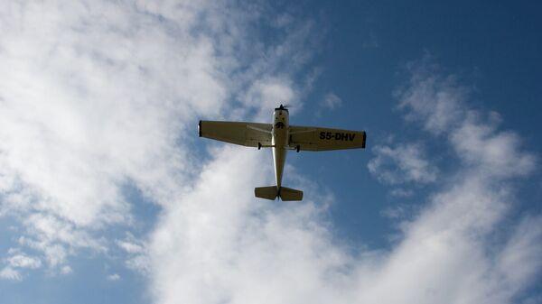Самолет Cessna 172. Архивное фото