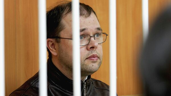 Илья Потапов, подозреваемый во взятке, архивное фото