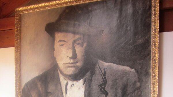 Портрет Пабло Неруды