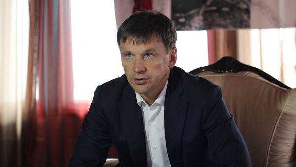 Александр Илющенко, депутат Законодательного собрания Новосибирской области