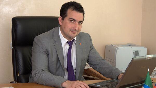 Бывший первый заместитель мэра Бердска Владимир Мухамедов